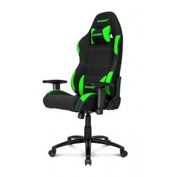 Игровое Кресло AKRacing K7012 (AK-7012-BG) black/green