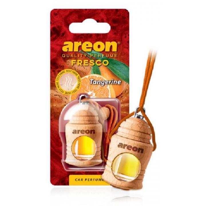 Автомобильный ароматизатор AREON FRESCO 704-051-302
