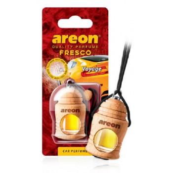 Автомобильный ароматизатор AREON FRESCO 704-051-304