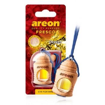 Автомобильный ароматизатор AREON FRESCO 704-051-308