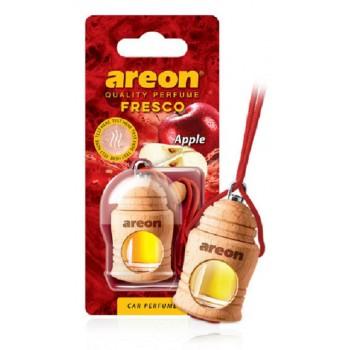 Автомобильный ароматизатор Areon FRESCO, Красное яблоко