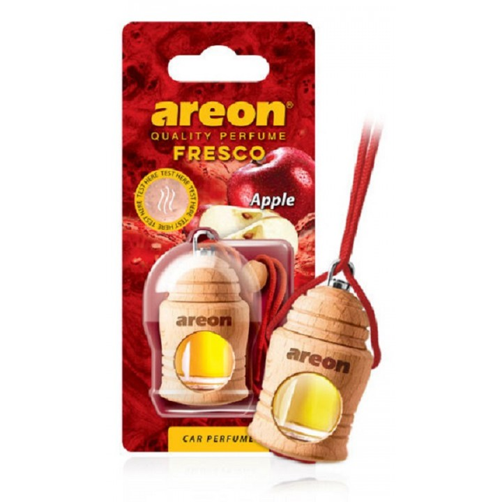 Автомобильный ароматизатор AREON FRESCO 704-051-311