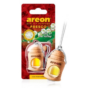 Автомобильный ароматизатор AREON FRESCO 704-051-318