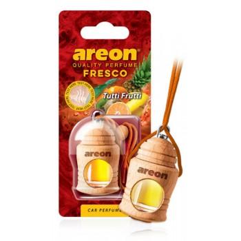 Автомобильный ароматизатор AREON FRESCO 704-051-323