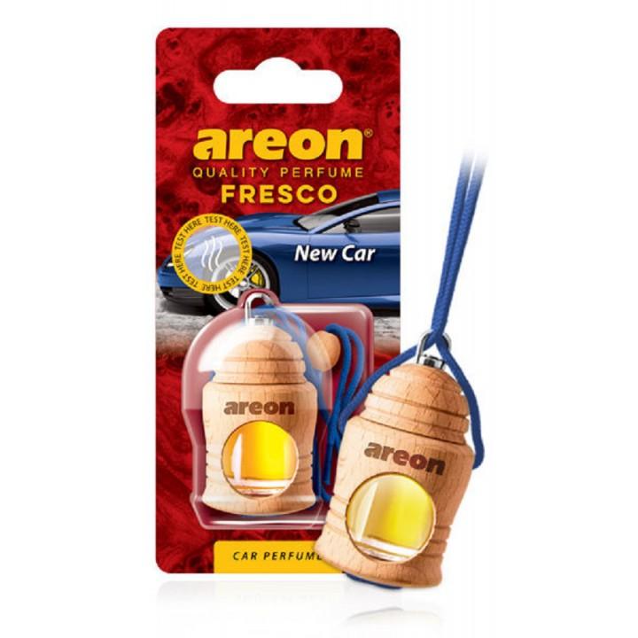 Автомобильный ароматизатор AREON FRESCO 704-051-326