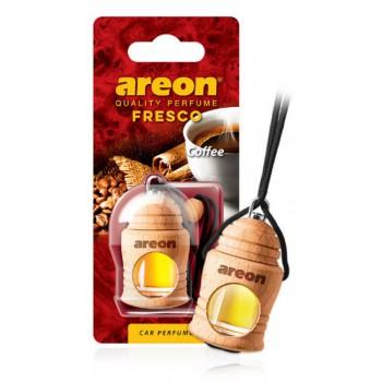 Автомобильный ароматизатор AREON FRESCO 704-051-327