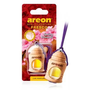 Автомобильный ароматизатор Areon FRESCO, Цветочный букет