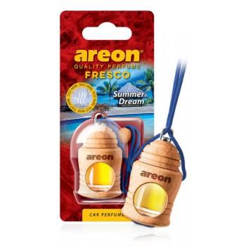 Автомобильный ароматизатор AREON FRESCO 704-051-337
