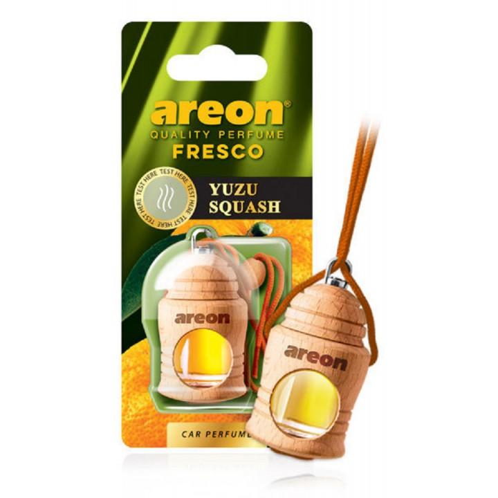 Автомобильный ароматизатор AREON FRESCO 704-051-334