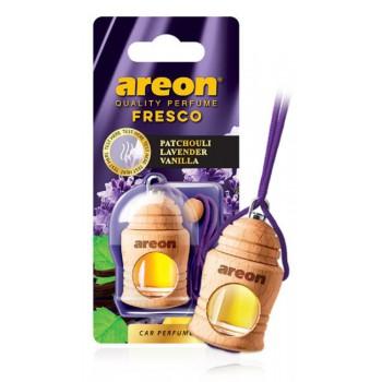 Автомобильный ароматизатор AREON FRESCO 704-051-333