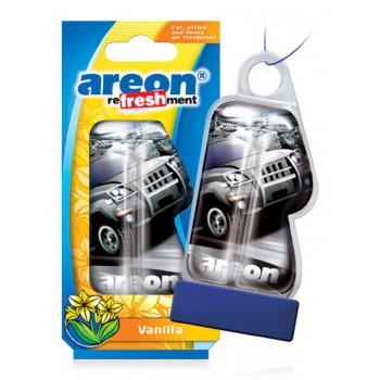 Автомобильный ароматизатор Areon REFRESHMENT LIQUID Ваниль
