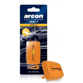 Автомобильный ароматизатор  AREON VENT 7 Ваниль