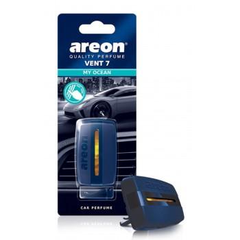 Автомобильный ароматизатор  AREON VENT 7 Океан