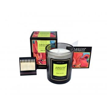 Ароматическая свеча Areon Premium 704-PC-01, Eau d`ete