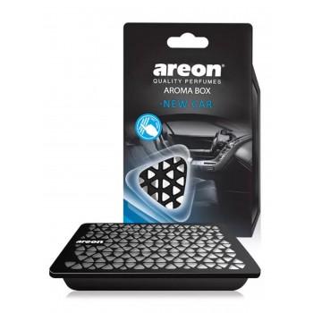 Освежитель воздуха под сидение авто AREON BOX 704-ABC-05, New car, Новая машина