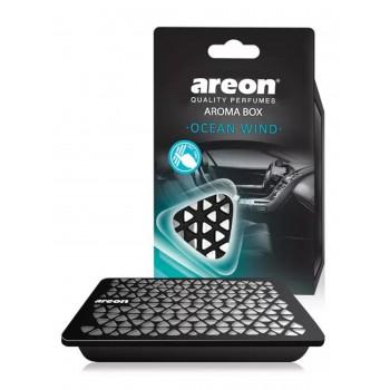 Автомобильный ароматизатор Areon AROMA BOX, Ветер океана