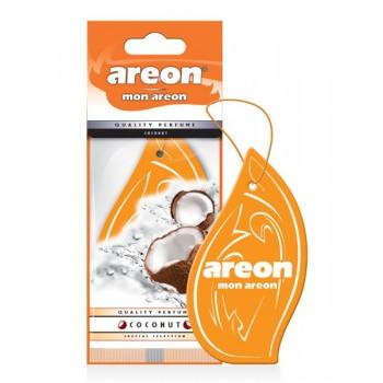 Автомобильный ароматизатор Areon MON AREON  Coconut, Кокос