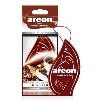 Автомобильный ароматизатор Areon MON AREON  Coffee, Кофе
