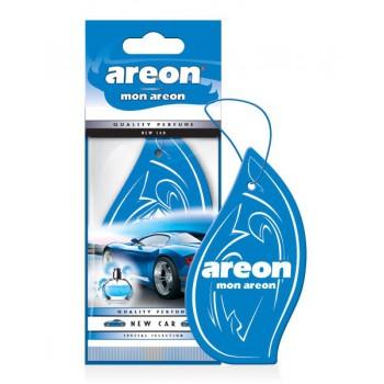 Автомобильный ароматизатор Areon MON AREON  New Car, Новая машина