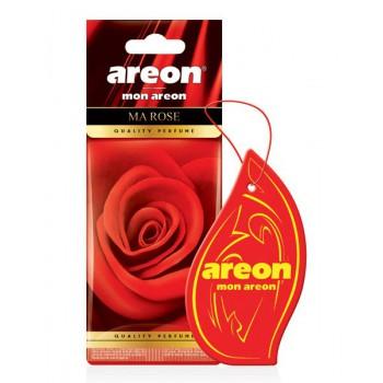 Автомобильный ароматизатор Areon MON AREON  Ma Rose, Миа Роза