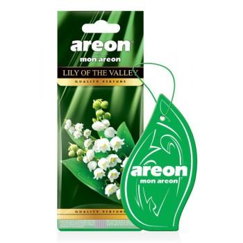 Автомобильный ароматизатор Areon MON AREON  Lily Of The Valley, Ландыш