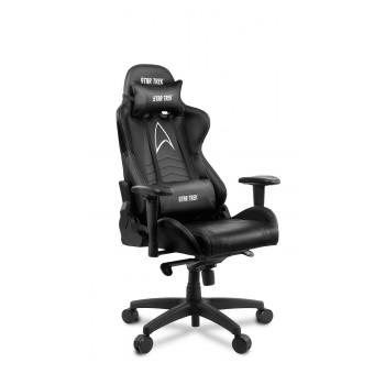 Компьютерное кресло (для геймеров) Arozzi Gaming Chair - Star Trek Edition - Black