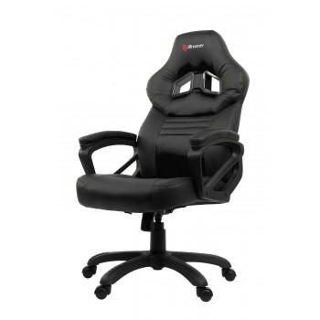 Компьютерное кресло (для геймеров) Arozzi Monza - Black