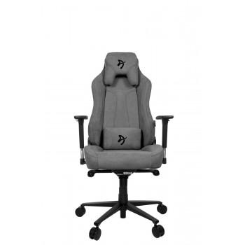Компьютерное кресло (для геймеров) Arozzi Vernazza Soft Fabric - Ash