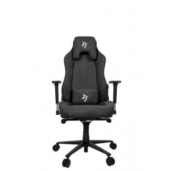 Компьютерное кресло (для геймеров) Arozzi Vernazza Soft Fabric - Dark Grey