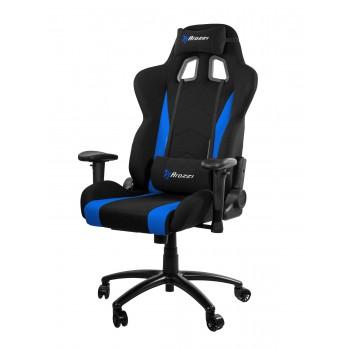 Компьютерное кресло (для геймеров) Arozzi Inizio Fabric - Blue