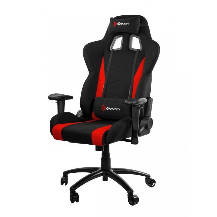Компьютерное кресло (для геймеров) Arozzi Inizio Fabric - RED