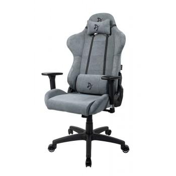 Компьютерное кресло (для геймеров) Arozzi Torretta Soft Fabric - Ash