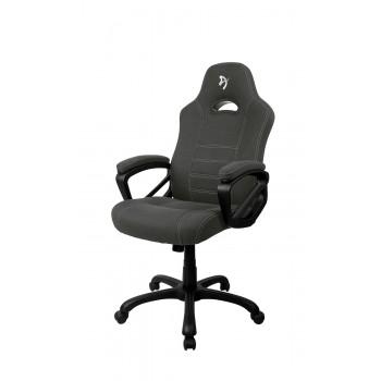 Компьютерное кресло (для геймеров) Arozzi Enzo Woven Fabric - Black Grey