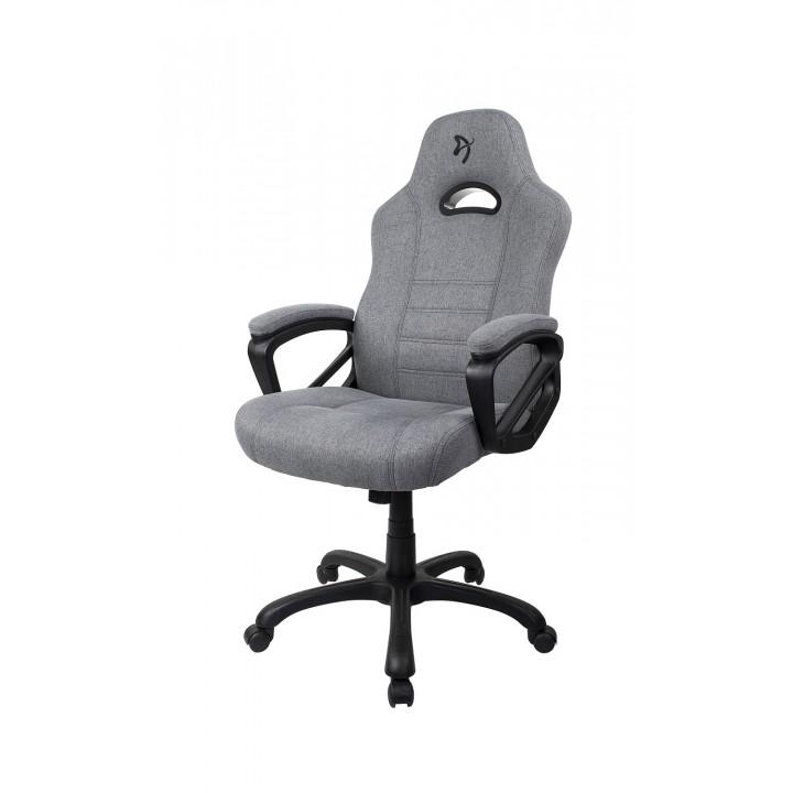 Компьютерное кресло (для геймеров) Arozzi Enzo Woven Fabric - Grey