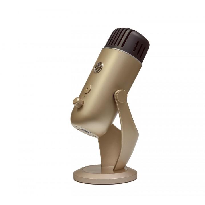 Микрофон для стримеров Arozzi Colonna Microphone - Gold
