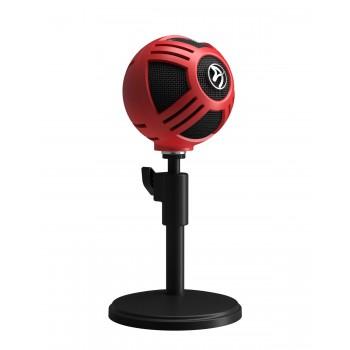 Микрофон для стримеров Arozzi Sfera Microphone - Red