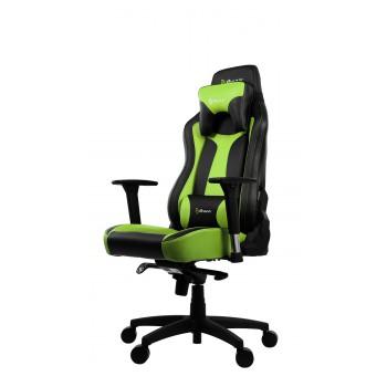 Компьютерное кресло (для геймеров) Arozzi Vernazza Green