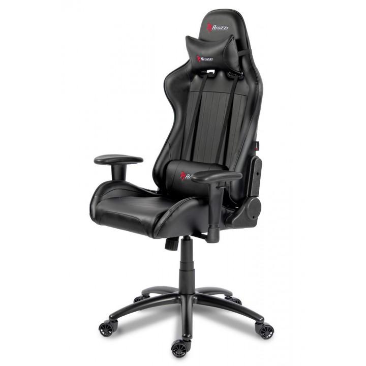 Компьютерное кресло (для геймеров) Arozzi Verona - Black
