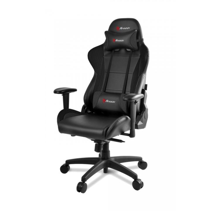 Компьютерное кресло (для геймеров) Arozzi Verona Pro - Carbon black