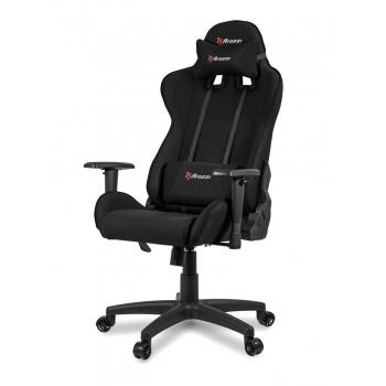 Компьютерное кресло (для геймеров) Arozzi Mezzo V2 Fabric  Black