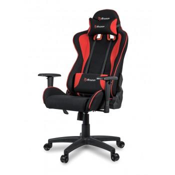 Компьютерное кресло (для геймеров) Arozzi Mezzo V2 Fabric  Red