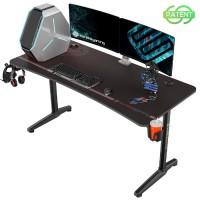 Стол для компьютера (для геймеров) EUREKA GIP 60, Black