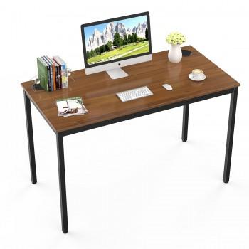 Стол письменный (для компьютера) EUREKA ERK-CD-02T с шириной 119 см, Teak