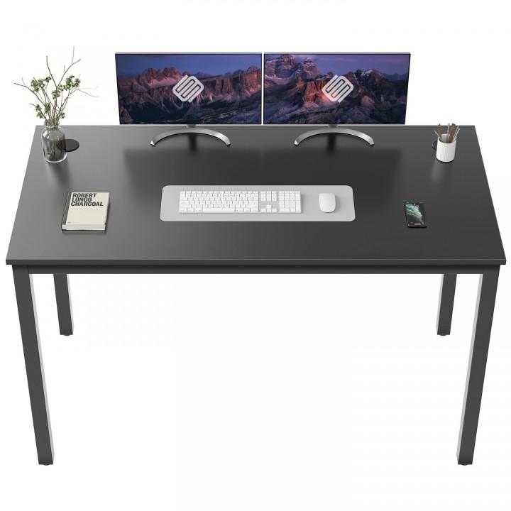 Стол письменный (для компьютера) EUREKA ERK-CD-5501 с шириной 139 см, Black