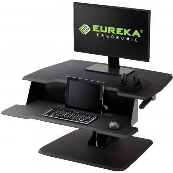 Подставка на компьютерный стол для работы стоя EUREKA ERK-CV-31B