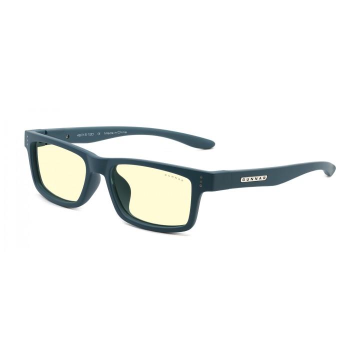 Детские очки для компьютера (4-8 лет) GUNNAR Cruz Kids Small Amber Natural CRU-09801, Teal