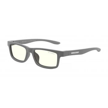 Детские очки для компьютера (4-8 лет) GUNNAR Cruz Kids Small Clear Natural CRU-10009, Grey