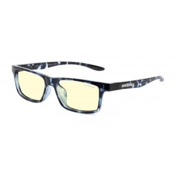Детские очки для компьютера (8-12 лет) GUNNAR Cruz Kids Large Amber Natural CRU-09701, Navy Tortoise