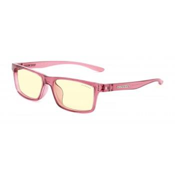 Детские очки для компьютера (8-12 лет) GUNNAR Cruz Kids Large Amber Natural CRU-10101, Pink