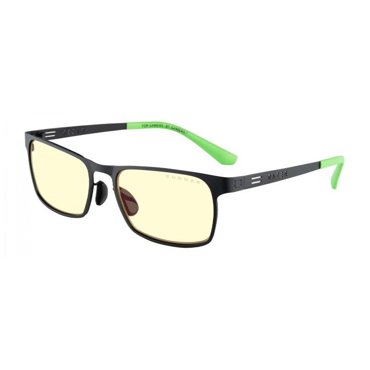 Детские очки для компьютера (8-12 лет) GUNNAR Razer FPS MINI, RZR-30010, Onyx